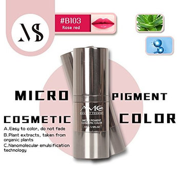 Semi-permanent Makeup Pigment Microblading Tattoo Ink For Lip Beauty
