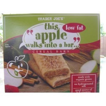 Trader Joe's This Apple Walks Into a Bar Cereal Bars (low fat). 1 Box contain...