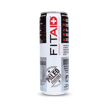 Lifeaid FitAID Recover, Citrus, 24 - 12 Fluid Ounce Cans