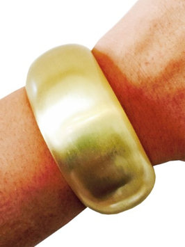 Funktional Wearables The EVELYN in Brushed Gold-Garmin Vivofit