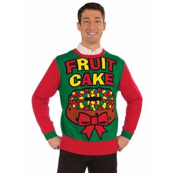 Fruit Cake Ugly Christmas Sweater