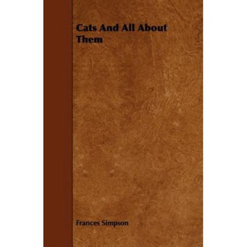 Harding Press, Incorporated Cats and All about Them