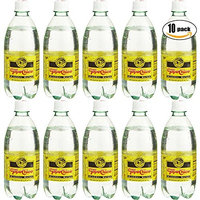 Topo Chico Mineral Water, 20 Oz Plastic Bottle (Pack of 10, Total of 200 Oz)