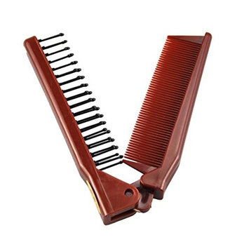 Hogudi Folding Comb for Hair Styling and Grooming Universal Comb for Man Hair Mustache and Beard