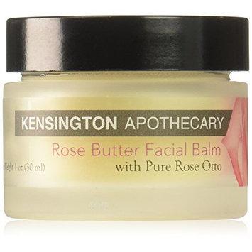 Kensington Apothecary Facial Balm, Rose Butter, 1 Ounce