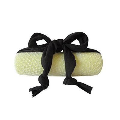 Neck Rest Cushion for Shampoo Bowl or Salon Backwash Unit- Black