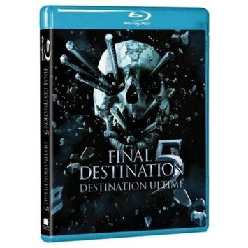 Alliance Entertainment Llc Final Destination 5 (blu-ray Disc)
