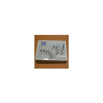 Scalpel Blades #11 (Box of 100) Stainless Steel