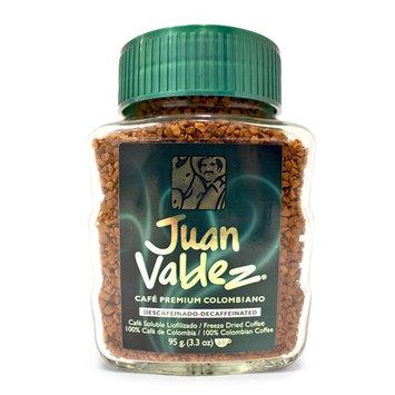 Juan Valdez Instant Decaffeinated Freeze Dried Coffee, 3.3oz Jar