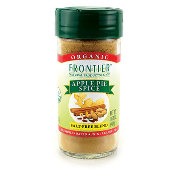 Frontier Natural Foods Apple Pie Spice Seasoning Blend (1.69 Oz)