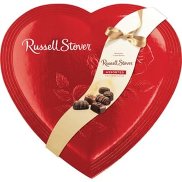 Russell Stover Jumbo Red Foil Heart, 42 OZ