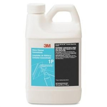 3M MMM1P Glass Cleaner Concentrate 1.9Liter Clear