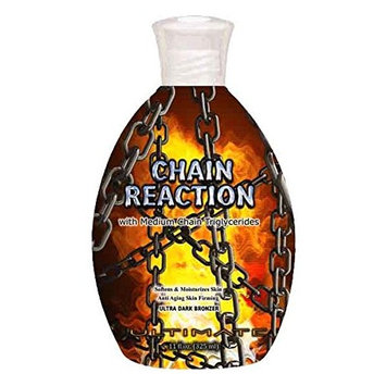 Chain Reaction Bronzer Tanning Lotion By Ultimate