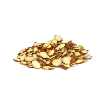 Sincerely Nuts Raw Almond Slices, 2 LB Bag