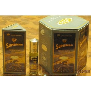Superman - 6ml (.2oz) Roll-on Perfume Oil by AlRehab (Box of 6)
