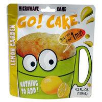 Go Cake Go! Cake Cake Batter, Lemon Garden, 4.2 Oz Pouch