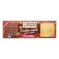 Michel Et Augustin Double Sided Cookies, Dark Chocolate, 6 Oz