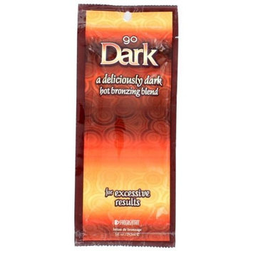 Synergy Tan Go Dark Hot Bronzing Blend Tanning Cream Sachet 29.5ml by Synergy Tan