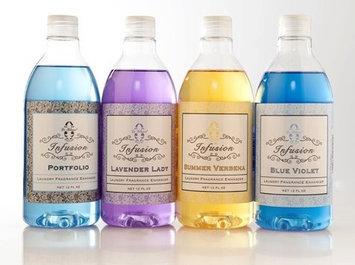 Le Blanc Laundry Infusion 12 Oz Bottle-Blue Violet