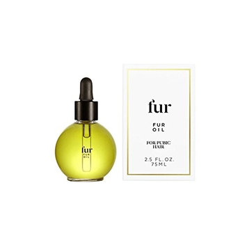 Fur Oil (For Softening Hair + Clearing Pores + Preventing Ingrown Hairs)