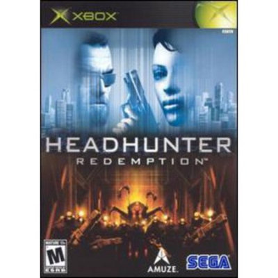 Sega 100833 Headhunter Redemption