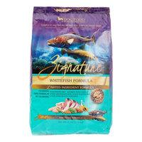 Zignature Limited Ingredient Whitefish Formula Dry Dog Food