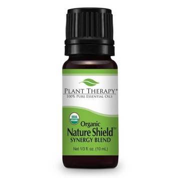 Plant Therapy Organic Nature Shield Synergy 10 mL (1/3 fl. oz.) 100% Pure, Undiluted, Therapeutic Grade