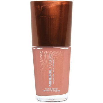 Nail Polish Juicy Peach Mineral Fusion 0.33 Liquid