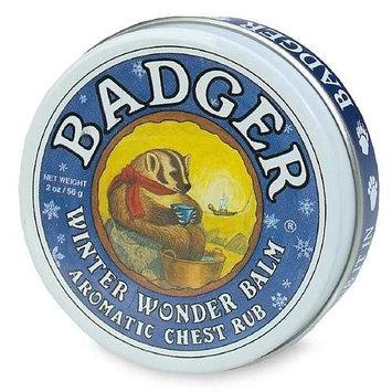 Badger - Winter Wonder Balm, Aromatische Chest Rub - 2 Oz
