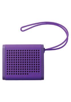 Nixon Mini Blaster Wireless Speaker Purple, One Size