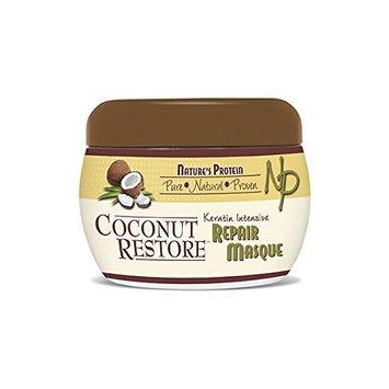 Nature's Protein Coconut Restore Keratin Intensive Repair Masque