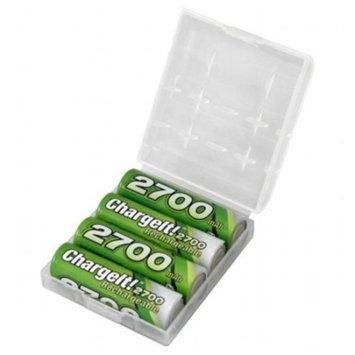 PC Treasures 07584 2700 mAh Batteries, 4 Pack
