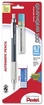 Pentel PENPG527LEBP GraphGear 500 Mechanical Drafting Pencil