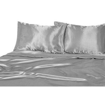 Luxury Satin 100% Polyester Woven Sheet Set
