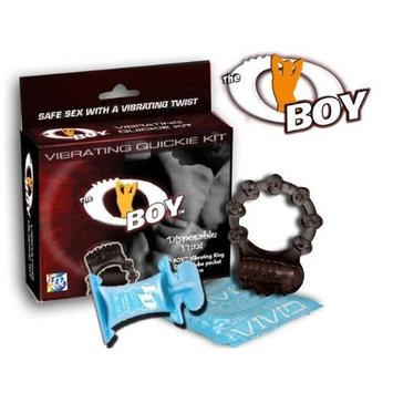 Screaming O The O Boy Condom Pack Each Condoms