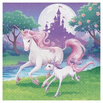 16ct Unicorn Fantasy Napkins