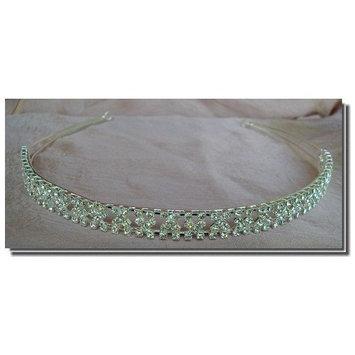 SC Bridal Wedding Tiara Headband 67966