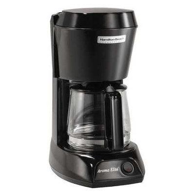 Hamilton Beach Coffeemaker (4 Cup, Black). Model: HDC500C