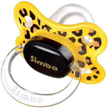 Sonison Simba P18021 Leopard Spot Pacifier, 6 Months and Up