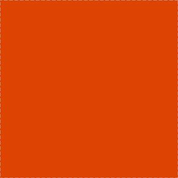 Advantage Sign & Graphic 651034 12 x 12 in. Oracal 651 Adhesive Glossy Vinyl, Orange