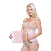 Belly Bandit Rosie Pope Organic Post Pregnancy Girdle Support Band