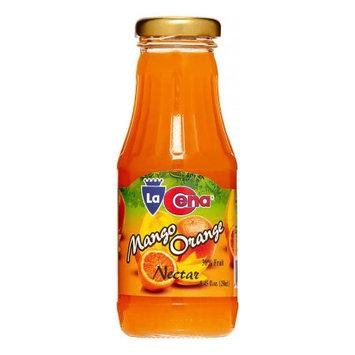La Cena Mango Orange Nectar, 8.45 Fl Oz