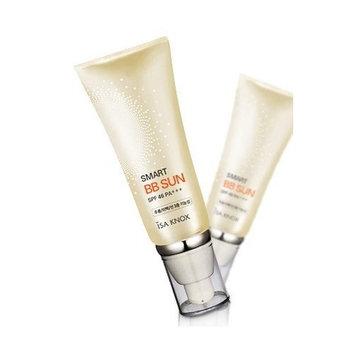 KOREAN COSMETICS, LG Household & Health Care _ Isa Knox, Smart BB Sun Cream (60ml, anti wrinkle, whitening, UV Blocking SPF46/PA + + +) [001KR]