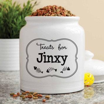 Personalized Treats For Kitty Treat Jar