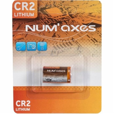 No-brand No Brand Cr 2 3v Lithium Battery Unisex Size One