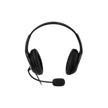 Microsoft LifeChat LX-3000 Over-The-Head Stereo Headset, Refurbished