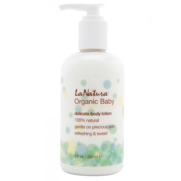 100% Natural and Organic Baby Daily Lotion