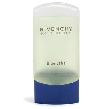 Givenchy Blue Label Hair & Body Shower Gel For Men 200Ml/6.7Oz
