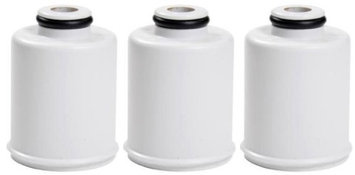 General Electric GE FXSCH Shower Water Filtration Replacement Filter (3 Pack)