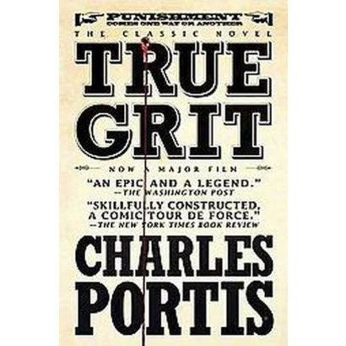 true grit topic outline Chapter summary for charles portis's true grit, chapter 1 summary find a summary of this and each chapter of true grit.
